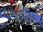 NAMM 2012 Crush acrylic drums with kickport (02)