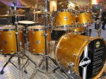 NAMM 2012 ddrum maple sparkle