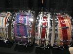 NAMM 2012 Gaai snare drums
