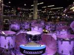 NAMM 2012 Ludwig Atlas classic maple USA drums (03)