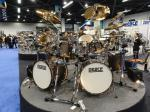 NAMM 2012 Peace drums
