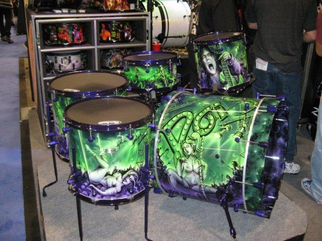 NAMM 2012 Rockett Drum Works (02)