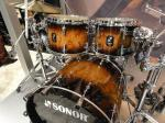 NAMM 2012 Sonor Prolite drum kit