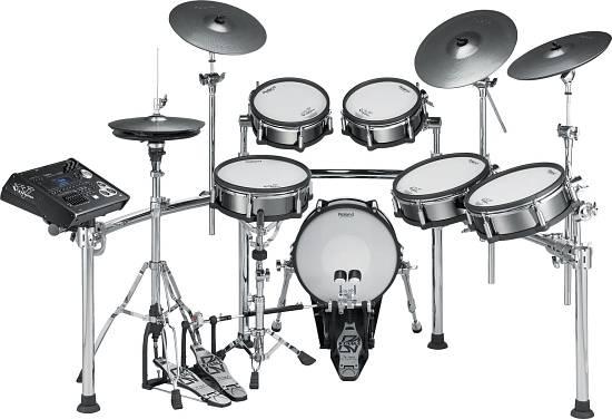 drumcool.com - Roland td-30kv kit